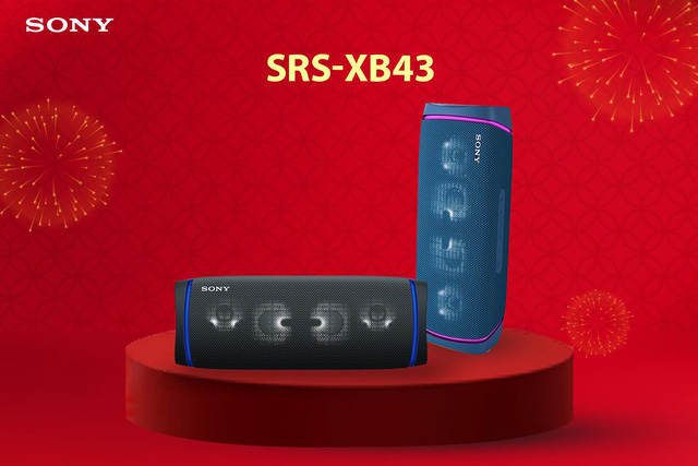 """Bộ 3 loa bluetooth Sony - """"Ông hoàng party"""" của giới trẻ - ảnh 5"""