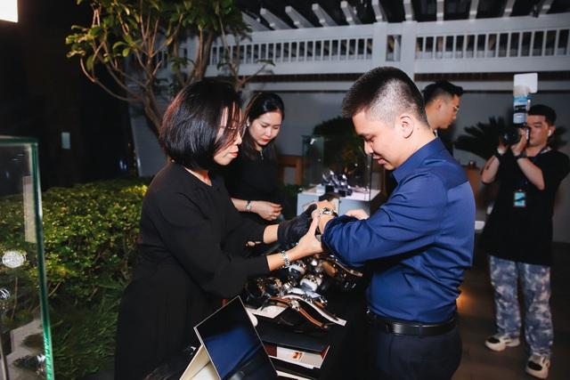 Longines Việt Nam chơi lớn với sự kiện ra mắt BST đồng hồ Spirit - Ảnh 3.
