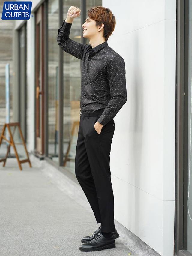 Cùng Urban Outfits mix đồ thời trang công sở nam theo phong cách cá tính riêng - Ảnh 1.