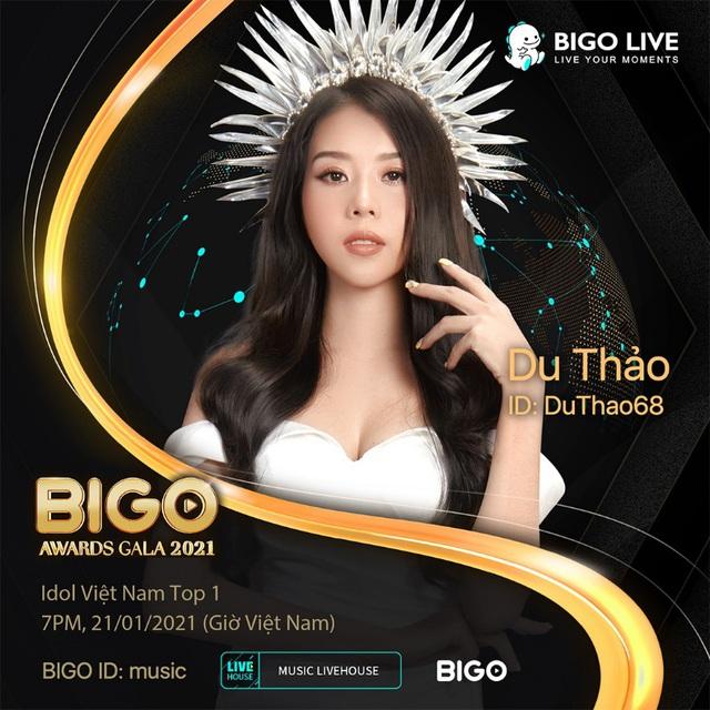 """""""Bigo Gala 2021 - Nơi vinh danh hàng chục thần tượng mới trên khắp thế giới - ảnh 2"""
