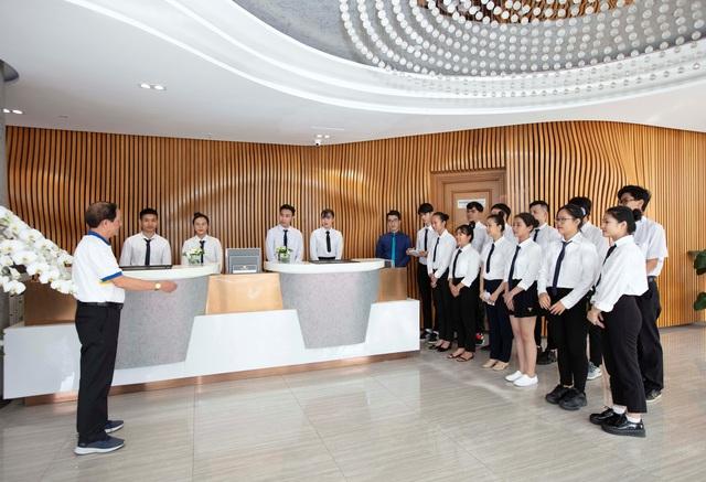 Xét tuyển ngành Quản trị khách sạn dành cho mọi trình độ, mọi đối tượng - ảnh 1