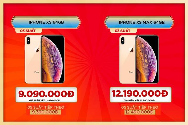 iPhone 12 Pro Max, iPhone Xs, Xs Max giảm đến 3,9 triệu tại XTmobile - Ảnh 3.