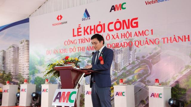 DELTA Group khởi công Khu nhà ở xã hội AMC I, Thanh Hóa - Ảnh 3.