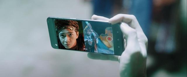 """Là bảo bối """"xịn xò"""" đến từ thế kỷ 21, OPPO Reno5 chính là người bạn đồng hành cùng Ngô Kiến Huy trong MV mới nhất - ảnh 5"""