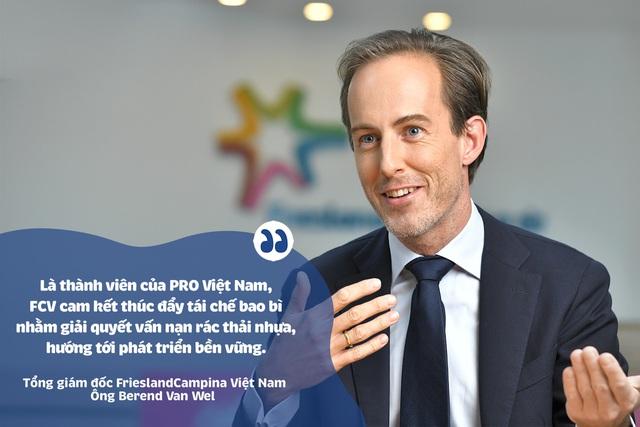 FrieslandCampina Việt Nam và dấu ấn nổi bật năm 2020 - Ảnh 3.