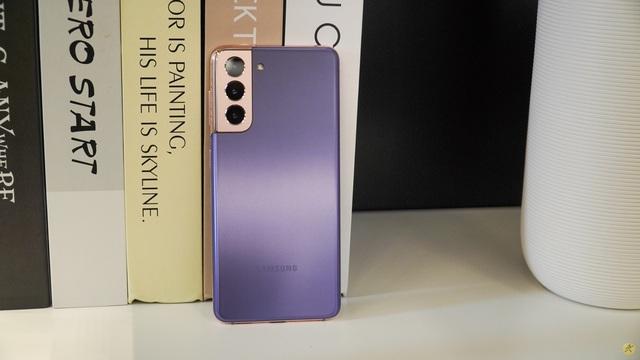 Galaxy S21 series - smartphone giúp giới trẻ thể hiện cá tính và thông điệp bản thân trong năm 2021 - Ảnh 1.
