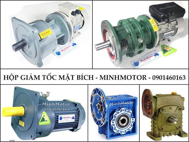 Minhmotor – Nhà phân phối động cơ giảm tốc tuyệt hảo cho mọi doanh nghiệp - Ảnh 3.