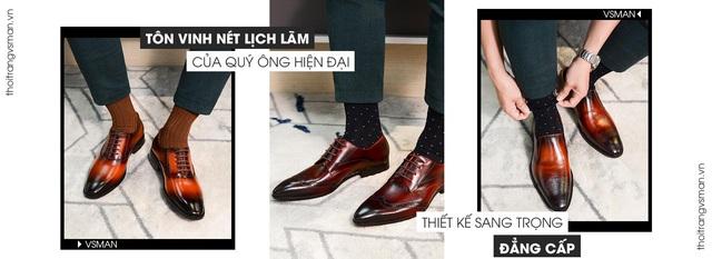 Thời trang VSMAN – Một lựa chọn mới dành cho các quý ông - Ảnh 2.
