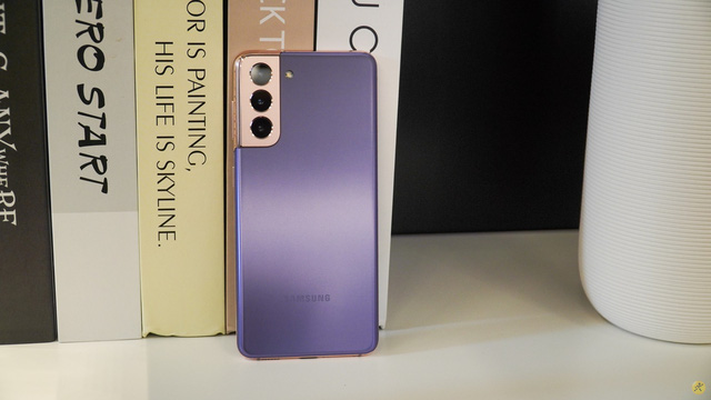 Galaxy S21 series - smartphone giúp giới trẻ thể hiện cá tính và thông điệp bản thân trong năm 2021 - ảnh 1