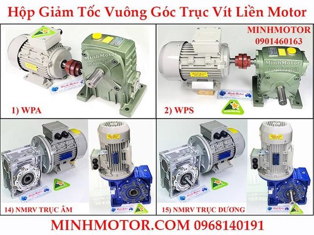 Minhmotor cung cấp hộp giảm tốc chính hãng – Có sẵn mọi tốc độ - Ảnh 1.