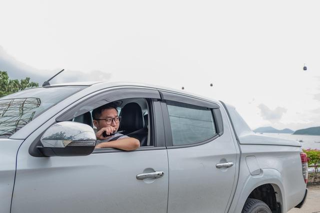 Hơn 3.500km cùng Mitsubishi Triton xuyên Việt: Hiểu ngay những điểm cộng/trừ khi dùng bán tải du lịch - Ảnh 1.
