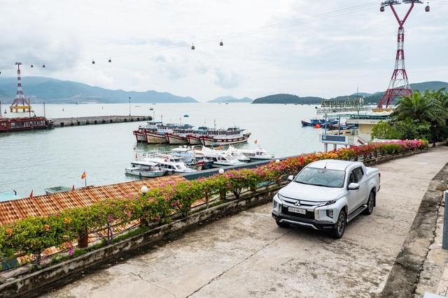 Hơn 3.500km cùng Mitsubishi Triton xuyên Việt: Hiểu ngay những điểm cộng/trừ khi dùng bán tải du lịch - Ảnh 15.