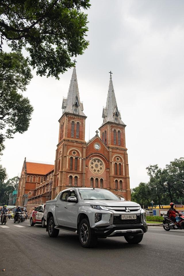 Hơn 3.500km cùng Mitsubishi Triton xuyên Việt: Hiểu ngay những điểm cộng/trừ khi dùng bán tải du lịch - Ảnh 20.