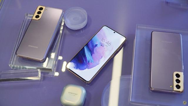 Galaxy S21 series - smartphone giúp giới trẻ thể hiện cá tính và thông điệp bản thân trong năm 2021 - ảnh 3