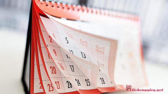 Xem lịch vạn sự dễ dàng tiện lợi hơn trong thời buổi công nghệ 4.0 - Ảnh 3.