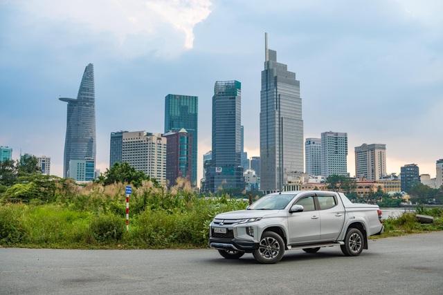 Hơn 3.500km cùng Mitsubishi Triton xuyên Việt: Hiểu ngay những điểm cộng/trừ khi dùng bán tải du lịch - Ảnh 21.