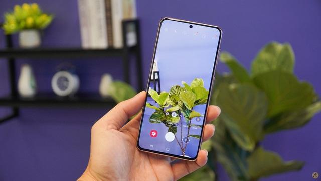 Galaxy S21 series - smartphone giúp giới trẻ thể hiện cá tính và thông điệp bản thân trong năm 2021 - ảnh 4