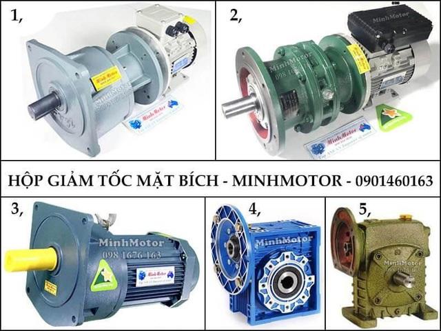 Minhmotor cung cấp hộp giảm tốc chính hãng – Có sẵn mọi tốc độ - Ảnh 3.