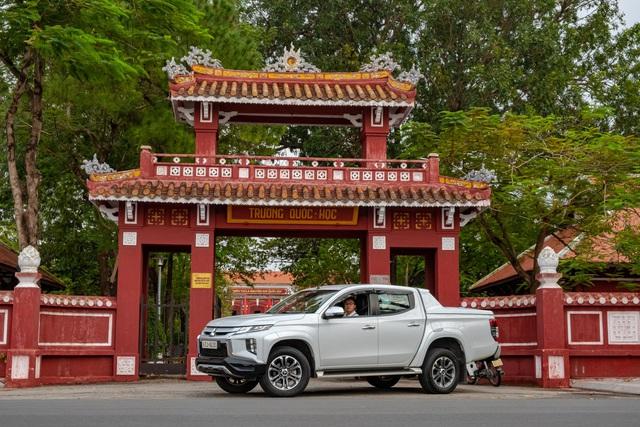 Hơn 3.500km cùng Mitsubishi Triton xuyên Việt: Hiểu ngay những điểm cộng/trừ khi dùng bán tải du lịch - Ảnh 4.