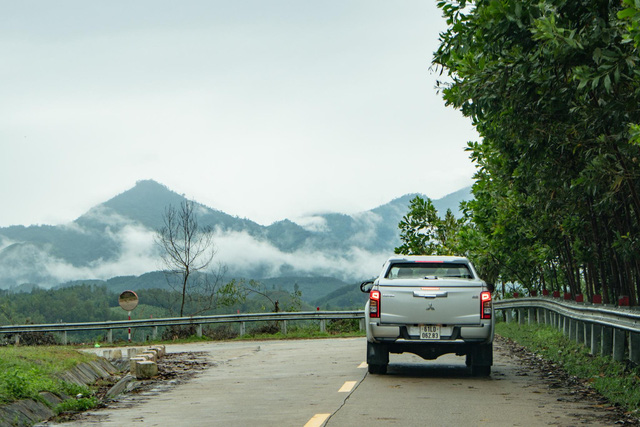 Hơn 3.500km cùng Mitsubishi Triton xuyên Việt: Hiểu ngay những điểm cộng/trừ khi dùng bán tải du lịch - Ảnh 8.