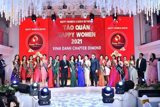 Chân dung Bùi Thanh Hương - Chủ tịch Happy Women - Trưởng ban tổ chức Táo quân 2021 - Ảnh 2.