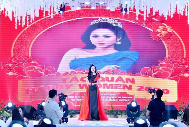 Chân dung Bùi Thanh Hương - Chủ tịch Happy Women - Trưởng ban tổ chức Táo quân 2021 - Ảnh 4.