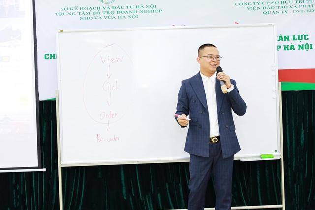 CEO Vũ Việt Linh hé lộ chiến lược tăng lợi nhuận kinh doanh trên Shopee - Ảnh 1.