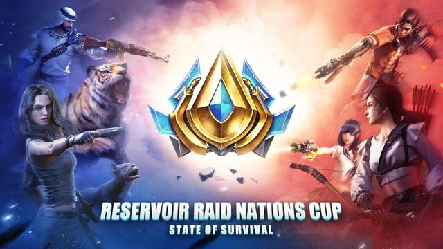 Đột Kích Hồ Chứa - Giải đấu trị giá hàng chục nghìn đô của State of Survival chính thức khởi tranh - Ảnh 1.
