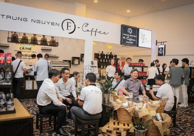 Trung Nguyên E-Coffee - Thế giới cà phê đến từ Tập đoàn cà phê hàng đầu - Ảnh 1.