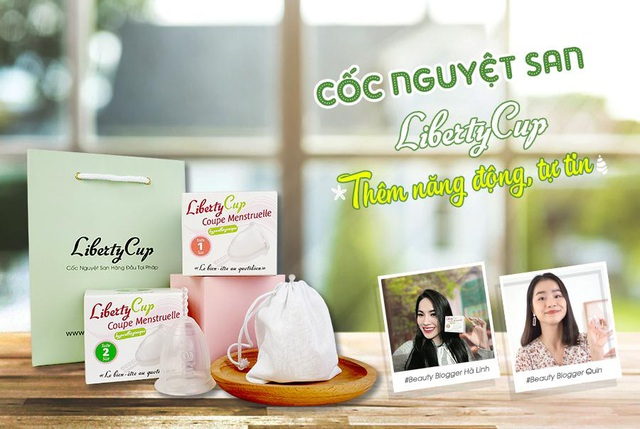 Liberty Cup: Thương hiệu chăm sóc sức khỏe hàng đầu cho phụ nữ Việt - Ảnh 2.