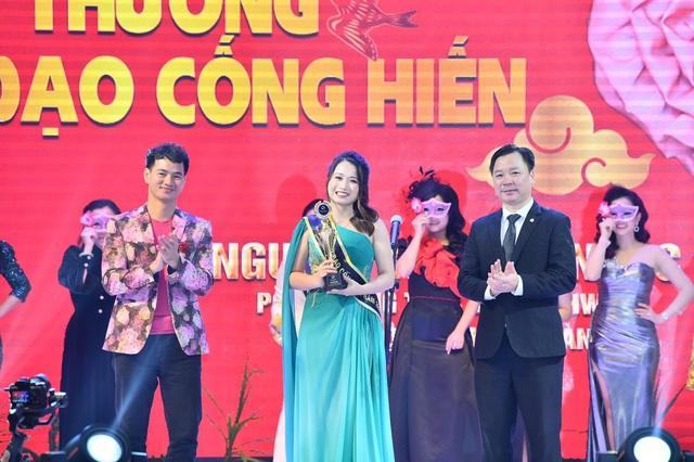 Chân dung Bùi Thanh Hương - Chủ tịch Happy Women - Trưởng ban tổ chức Táo quân 2021 - Ảnh 5.