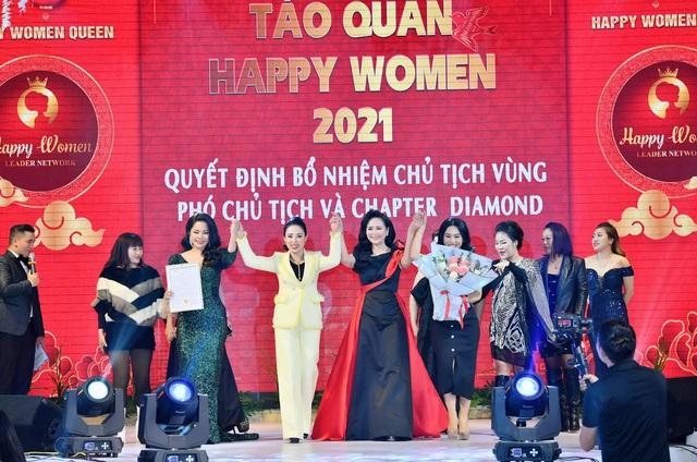 Chân dung Bùi Thanh Hương - Chủ tịch Happy Women - Trưởng ban tổ chức Táo quân 2021 - Ảnh 6.