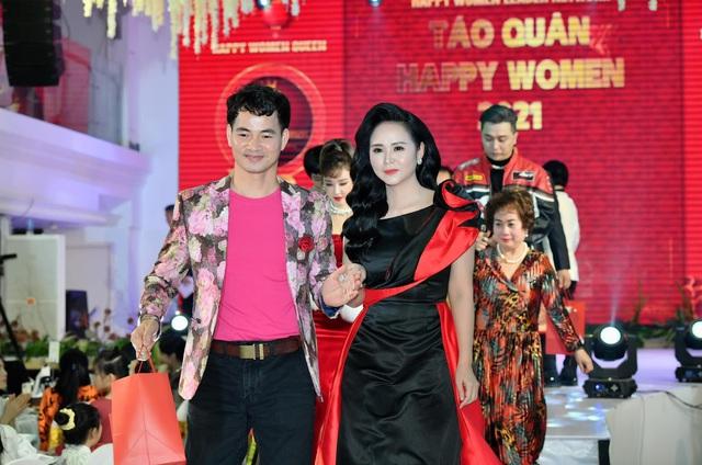 Chân dung Bùi Thanh Hương - Chủ tịch Happy Women - Trưởng ban tổ chức Táo quân 2021 - Ảnh 7.