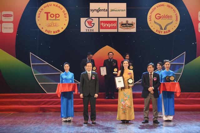 King Coffee đạt giải thưởng Top 20 Sản phẩm vàng, Dịch vụ vàng Việt Nam năm 2020 - Ảnh 1.