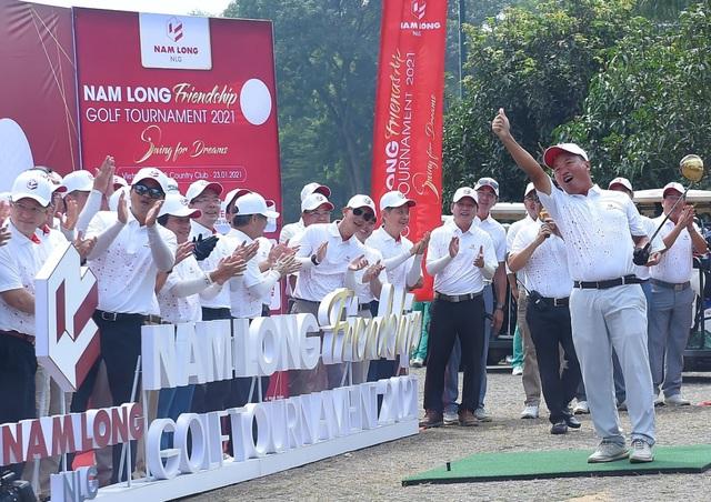 Giải Golf Nam Long 2021 vận động 655 triệu đồng cho học bổng Swing For Dreams - Ảnh 1.