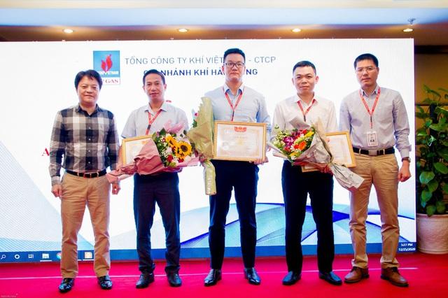 Chi nhánh Khí Hải Phòng tổ chức thành công Hội nghị An toàn năm 2020 - Ảnh 1.
