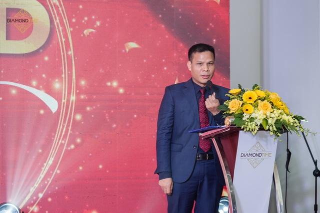 Khai trương tòa nhà phức hợp Diamond Time Đà Nẵng - Ảnh 1.