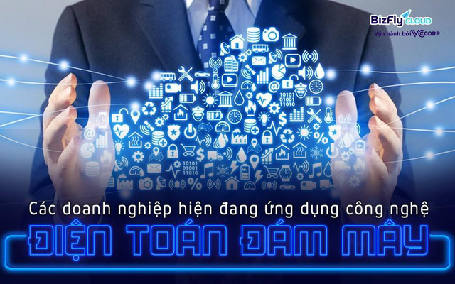 Ứng dụng điện toán đám mây trong doanh nghiệp Việt - Những tên tuổi gặt hái thành công mạnh mẽ - Ảnh 1.