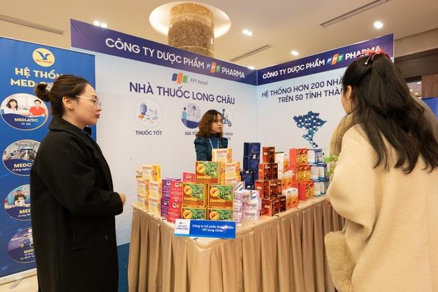 Nhà thuốc FPT Long Châu ký kết hợp tác chiến lược với MED Group - Ảnh 2.