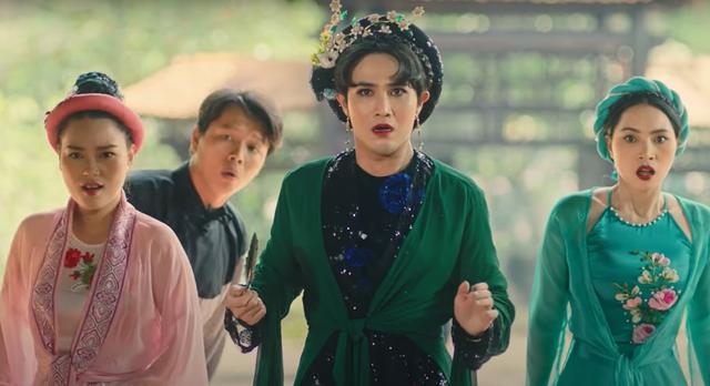 Hoá ra Rhymastic cùng Diệu Nhi và Huỳnh Lập đóng… phim chưởng, cú twist này thật khó lường! - ảnh 3