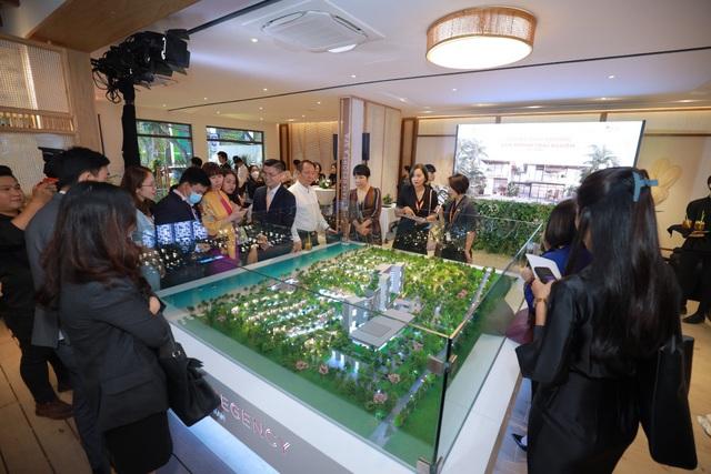 IFF Holdings khai trương văn phòng trải nghiệm dự án Hyatt Regency Ho Tram Residences - Ảnh 1.