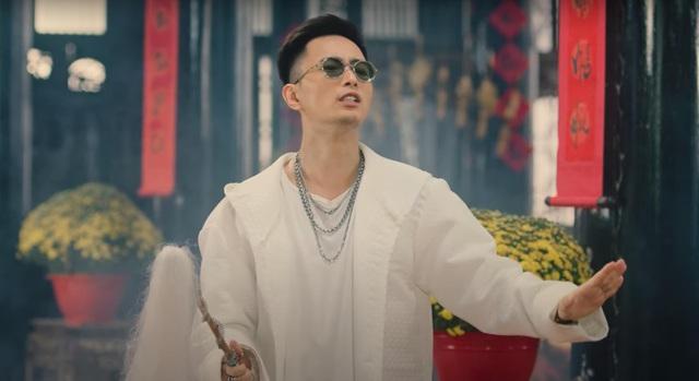 Hoá ra Rhymastic cùng Diệu Nhi và Huỳnh Lập đóng… phim chưởng, cú twist này thật khó lường! - ảnh 1