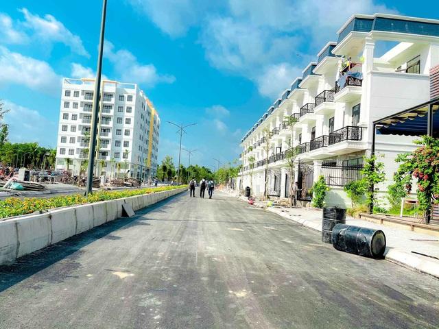 An Phú Cần Thơ tưng bừng bàn giao nhà cho cư dân trước Tết Tân Sửu - Ảnh 1.