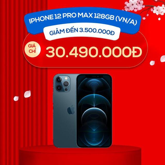 iPhone 12 Pro Max và iPhone Xs giảm sâu đến 4 triệu tại XTmobile - Ảnh 2.