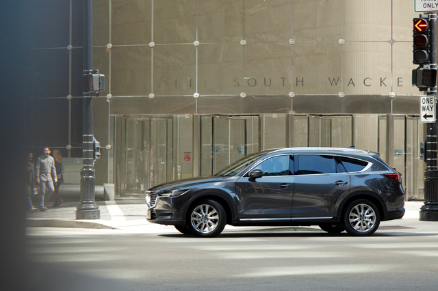 Bộ đôi SUV Mazda CX-5 và Mazda CX-8 về đích ấn tượng - Ảnh 2.