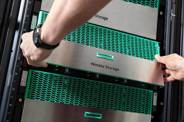 HPE đứng đầu cuộc đua giải pháp lưu trữ nhờ sức mạnh từ hạ tầng siêu hội tụ - Ảnh 1.