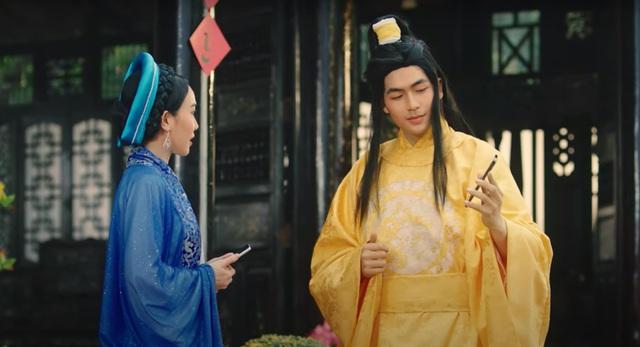 Hoá ra Rhymastic cùng Diệu Nhi và Huỳnh Lập đóng… phim chưởng, cú twist này thật khó lường! - ảnh 4