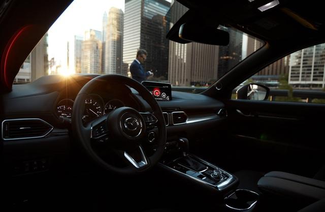 Bộ đôi SUV Mazda CX-5 và Mazda CX-8 về đích ấn tượng - Ảnh 3.