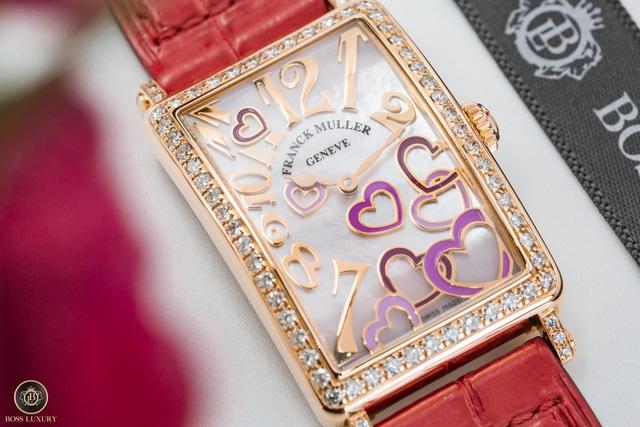Boss Luxury mách bạn 4 mẫu đồng hồ tuyệt đẹp dành tặng nàng ngày Valentine - Ảnh 3.