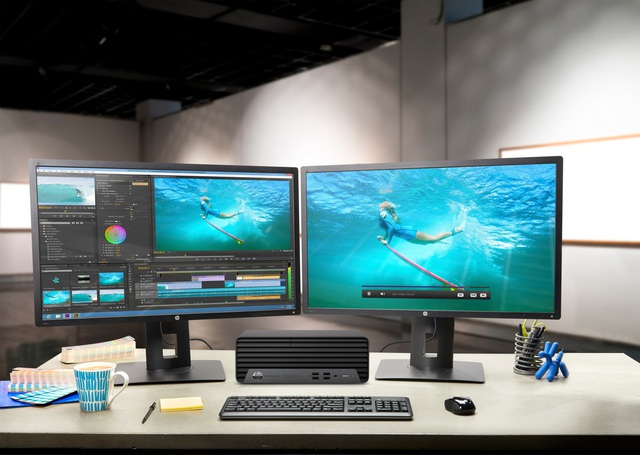 HP Prodesk 400 G7 SFF: hiệu suất - chuyên nghiệp – tối giản - Ảnh 1.